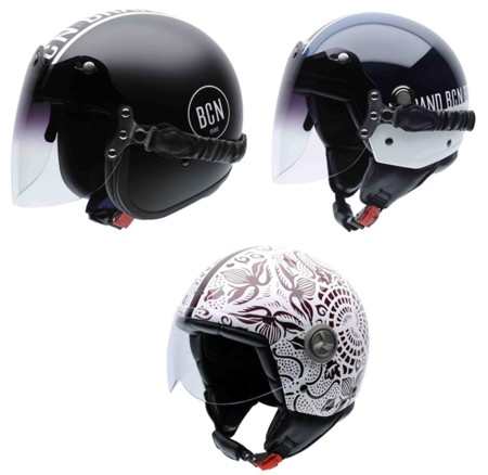 Rolling, Zeta y Tonup: NZI y BCN Brand unen sus fuerzas en una nueva gama de cascos urbanos