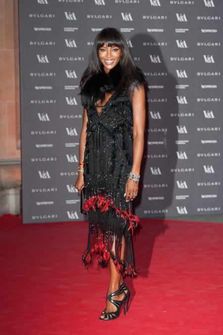 Naomi Campbell The Glamour of Italian Fashion