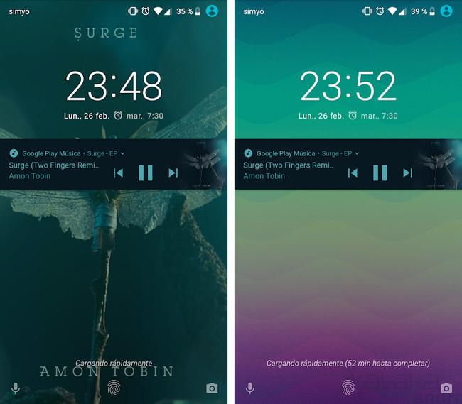 Album-Screen-Lock