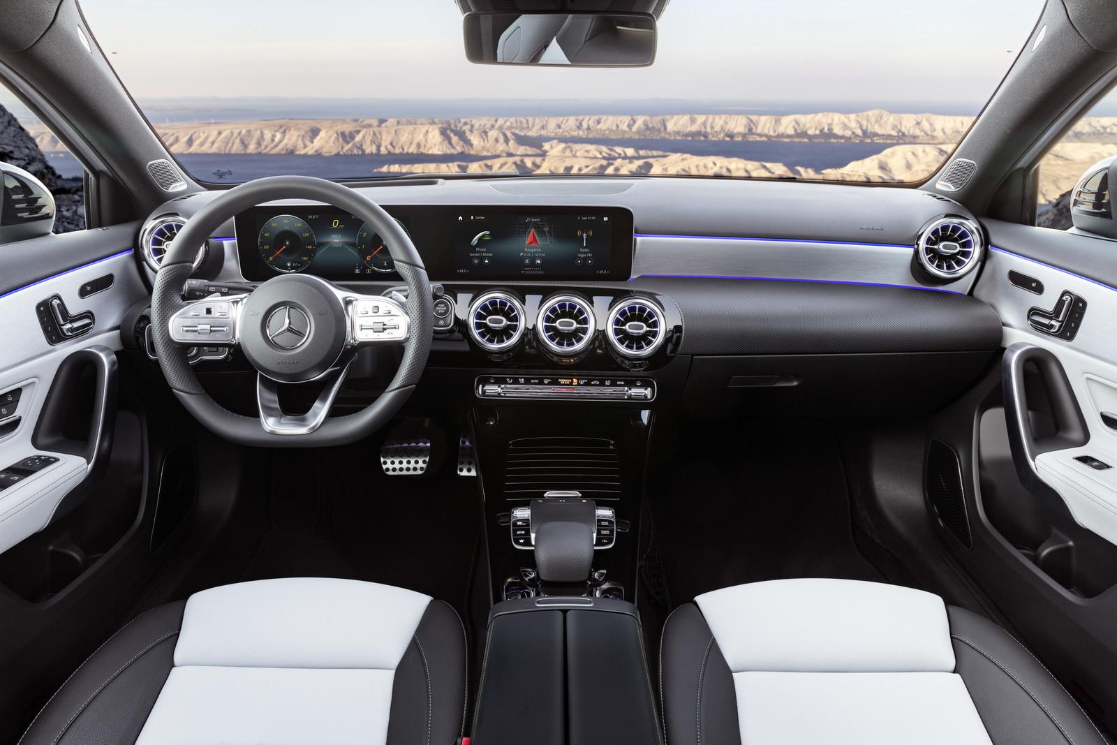 Foto de Mercedes-Benz Clase A 2018 (8/139)