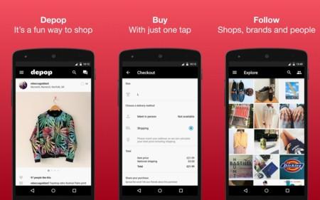 Depop App Comprar Redes Sociales