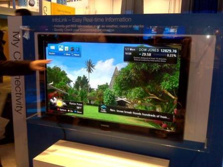 Samsung conecta sus televisores con todo