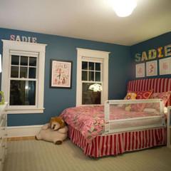 Foto 5 de 5 de la galería un-dormitorio-infantil-muy-femenino en Decoesfera