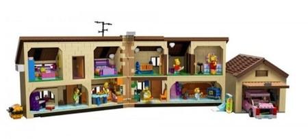 Lego presenta el nuevo juego de construcción con Los Simpsons como protagonistas