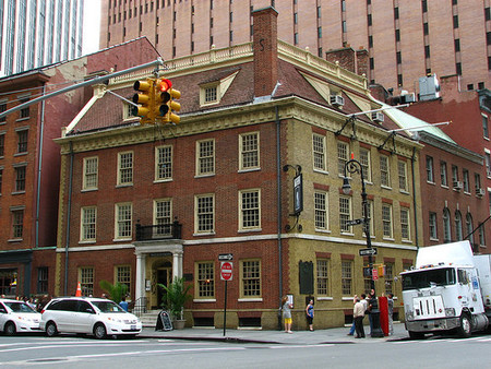 Fraunces Tavern, Nueva York