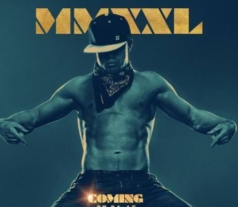 'Magic Mike XXL', primer cartel