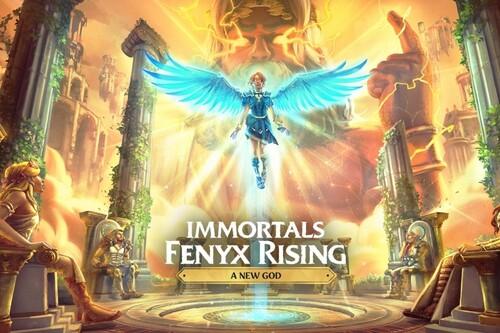 Immortals Fenyx Rising: Un Nuevo Dios, una razón más para rendirse a la mejor aventura que ha hecho Ubisoft en mucho tiempo