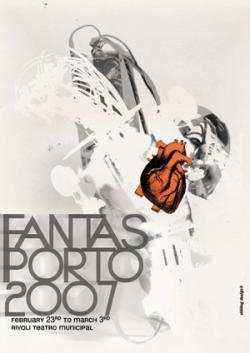 Programación de Fantasporto 2007, con amplia presencia española