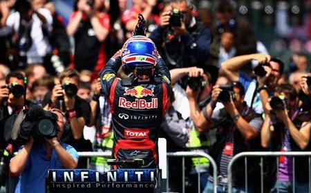 Mark Webber renueva con Red Bull por un año más