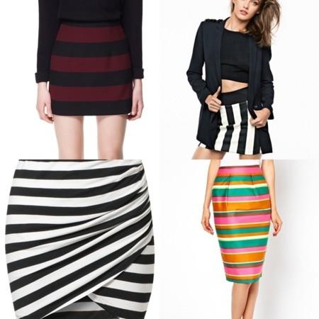 falda rayas2