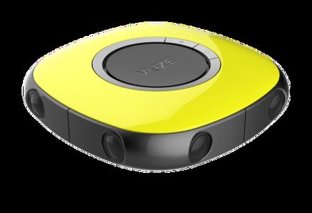 Vuze es la llamativa cámara 3D y VR en 360° que tú también podrás comprar