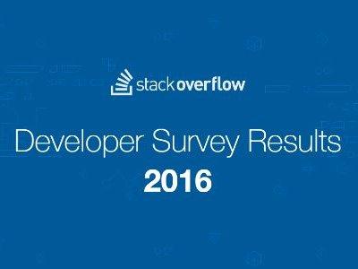 Encuesta Stack Overflow 2016 (I)