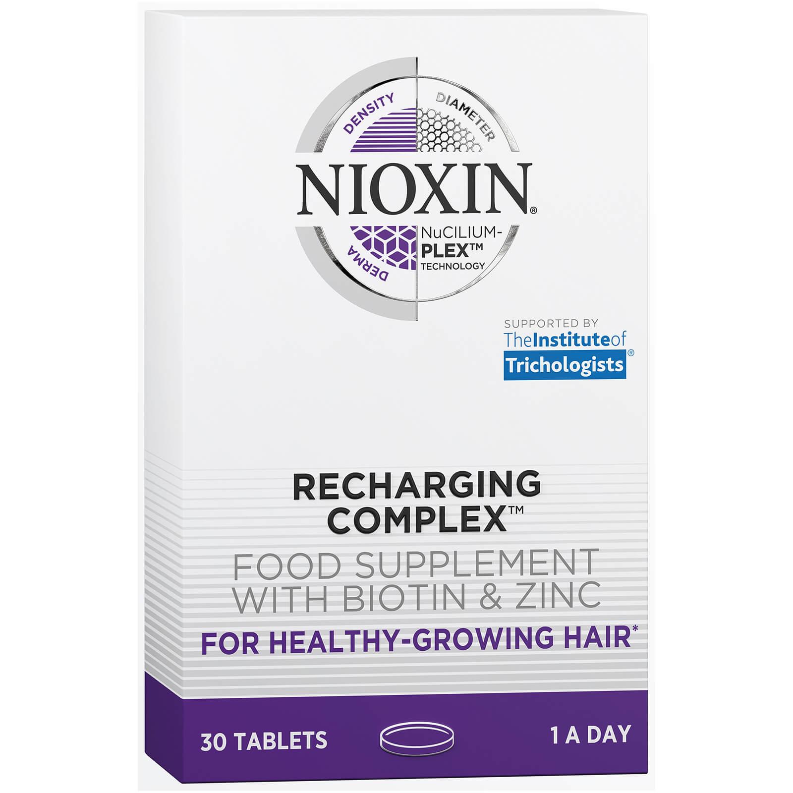 NIOXIN Recharging ComplexTM Food Supplement 30 Tablets