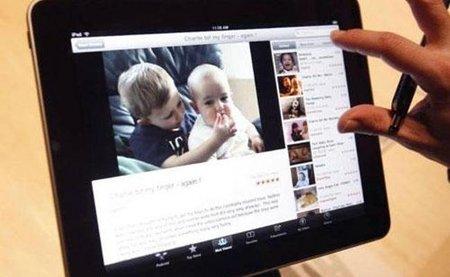 Y la tele acabó con el iPad