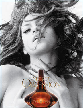 Secret Obsession, la nueva fragancia de Calvin Klein
