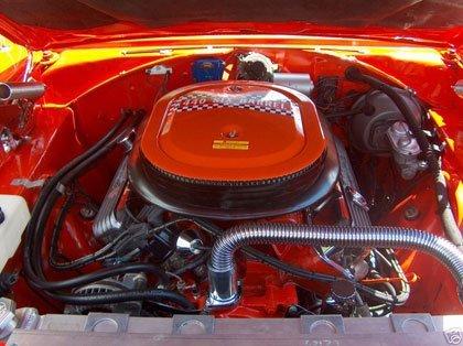 1970 Plymouth Superbird Convertible