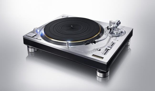 Direct Drive Turntable System Sl 1200gae 3