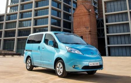 Nissan e-NV200, datos oficiales de la furgoneta eléctrica de Nissan