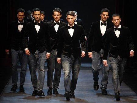 Dolce & Gabbana, Otoño-Invierno 2011/2012 en la Semana de la Moda de Milán