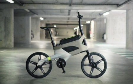 Peugeot DL122, pensando en la bicicleta para ejecutivos