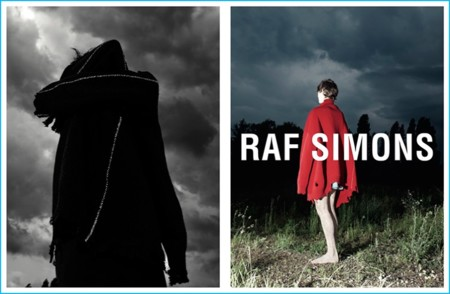 Raf Simons 2016 Fall Winter Campaign 003