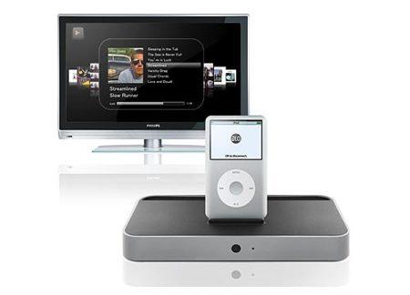 HomeDock HD reescala el contenido de los iPods