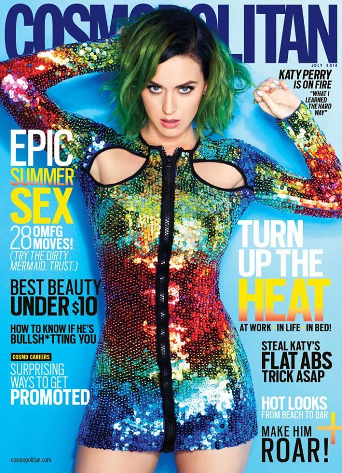 Foto de Katy Perry en Cosmopolitan (12/12)