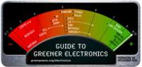 Los fabricantes más verdes, según Greenpeace