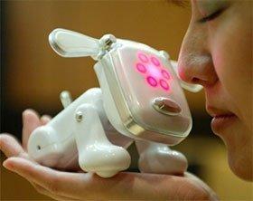 E-dog: la mascota electrónica