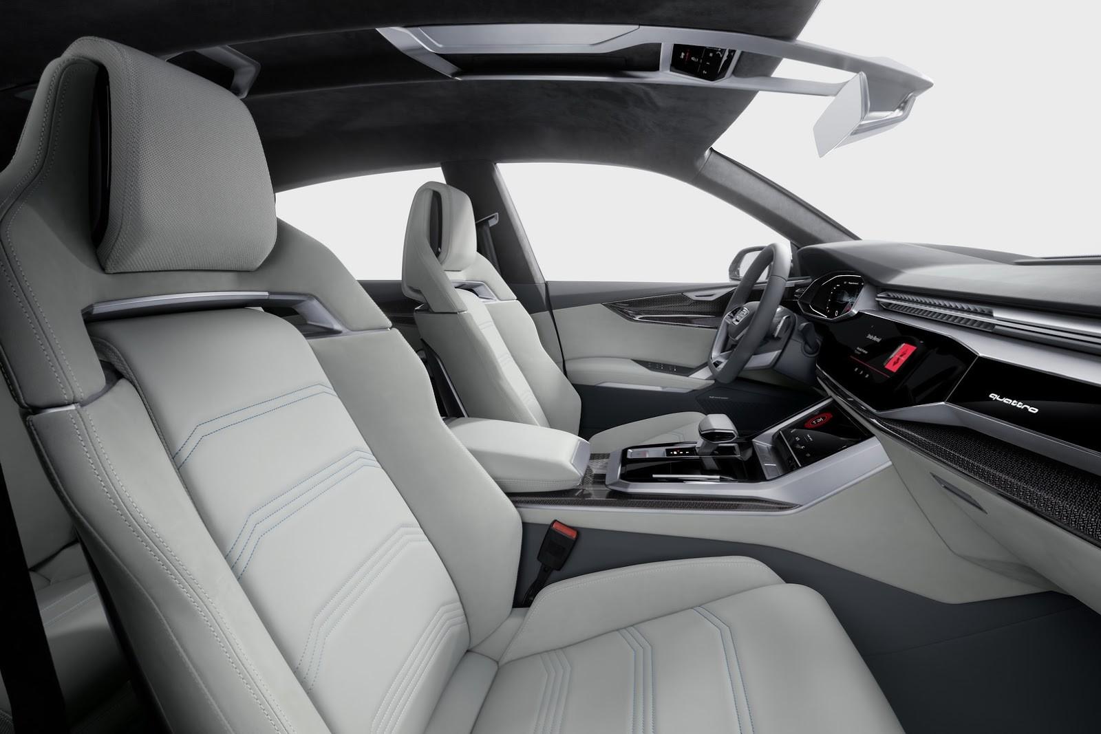 Foto de Audi Q8 Concept (10/22)