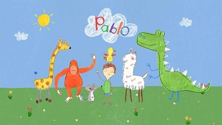 'Pablo', la primera serie infantil con un protagonista con trastorno del espectro autista se estrena el día 20 de julio en Clan
