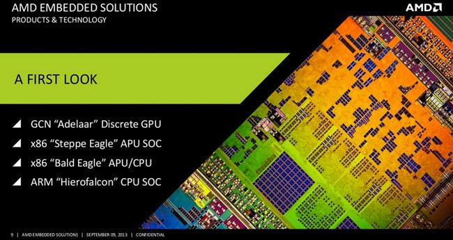 AMD embedded