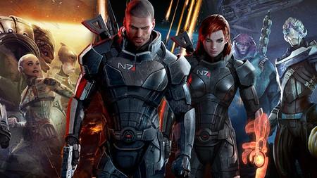 BioWare celebra el 7 de noviembre repasando los 10 años de Mass Effect en un vídeo