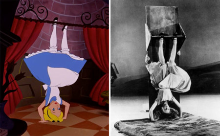 Alice Wonderland Classical Animation Kathryn Beaumont 8