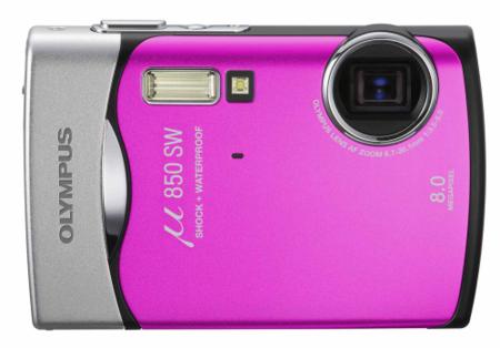 Nuevas cámaras fotográficas serie µ de Olympus
