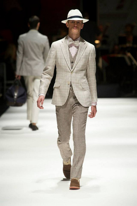 Hackett London SS 14  beis