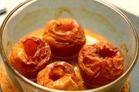 La manzana asada, lo mejor para evitar problemas de estómago