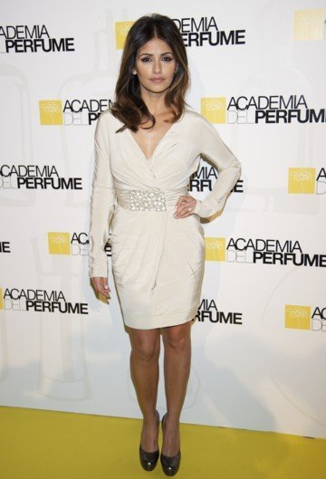 Mónica Cruz en Academia del Perfume