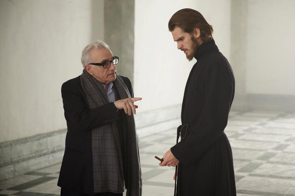 Silence Pelicula Martin Scorsese