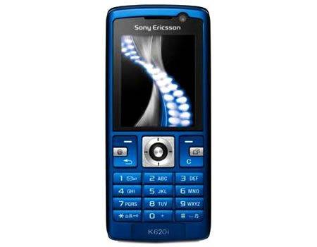 Sony Ericsson K620i, eléctrico