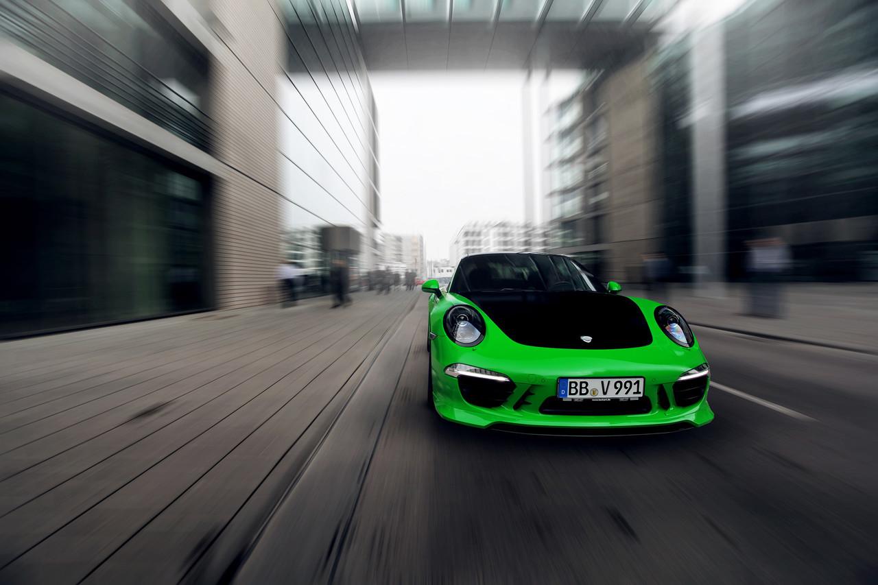 Foto de Porsche 911 Carrera 4S por TechArt (9/32)