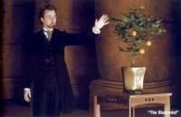 Edward Norton, un mago enamorado