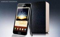 Se revela el precio del Samsung Galaxy Note en Europa