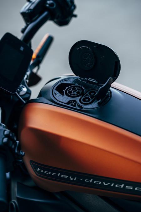 Harley Davidson Livewire 4