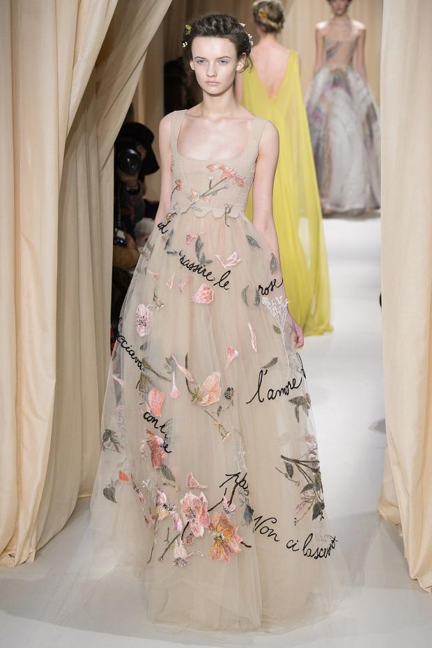 Foto de Valentino Alta Costura Primavera-Verano 2015 (43/49)