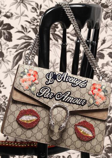 Clonados y pillados: el día que Pinko decidió inspirarse en Gucci y su famoso Dionysus