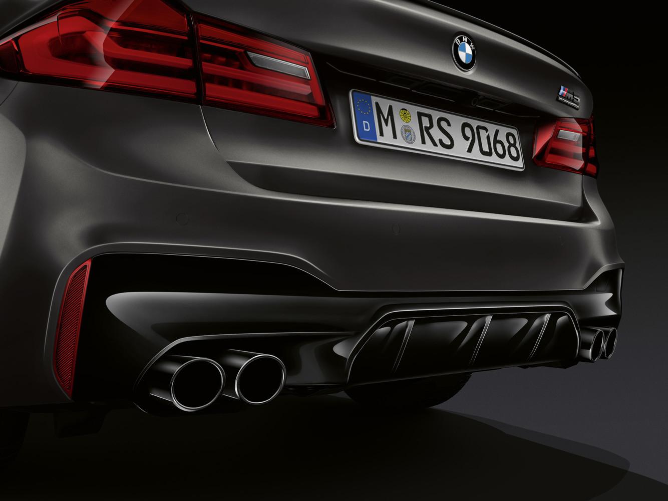 Foto de BMW M5 Edición 35 Aniversario (8/14)