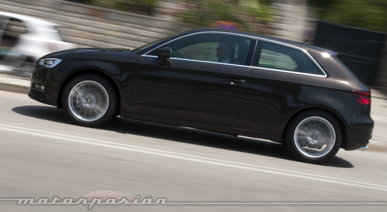 Foto de Audi A3 presentación (14/39)