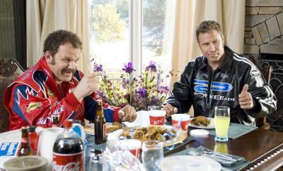Cal y Ricky Bobby