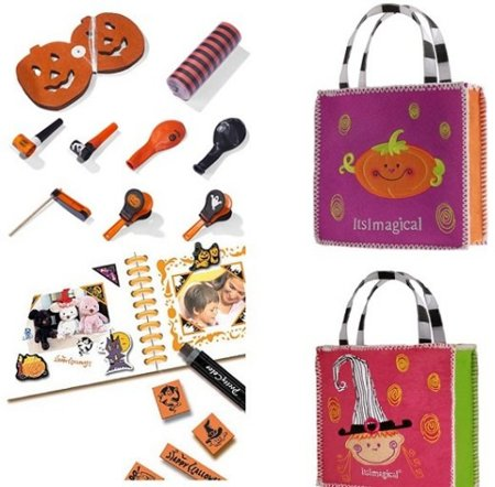 Halloween 2010: accesorios de Imaginarium